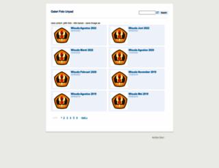 gallery.unpad.ac.id screenshot