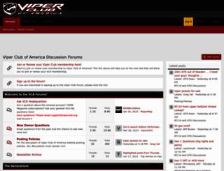gallery.viperclub.org screenshot
