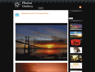 gallery.xemanhdep.com screenshot