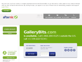 gallerybits.com screenshot