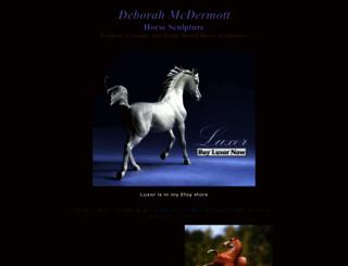galleryofhorses.com screenshot