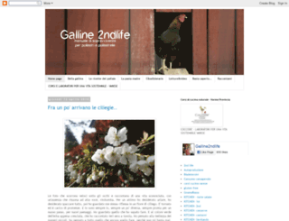 galline2ndlife.blogspot.com screenshot