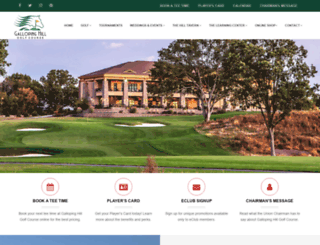 gallopinghillgolfcourse.com screenshot