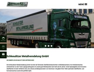 galvanisch-zink-zinn.de screenshot