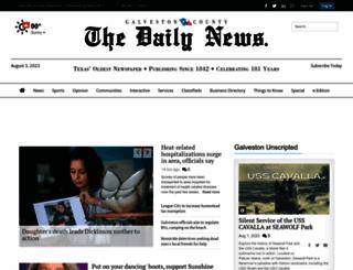 galvnews.com screenshot