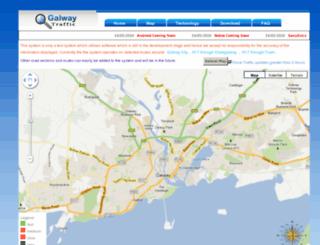 galwaytraffic.com screenshot