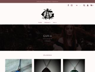 gam.is screenshot