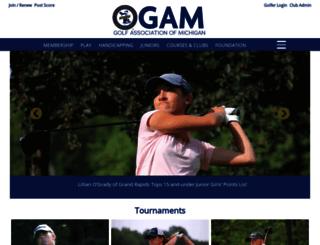 gam.org screenshot