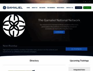 gamaliel.org screenshot