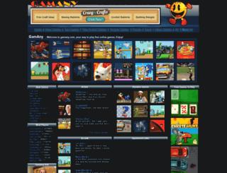 gamany.com screenshot