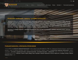 gamar.combiz.pl screenshot