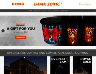 gamasonic.wpengine.com screenshot