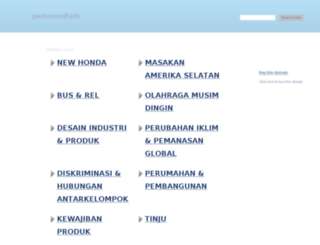gambarmodif.info screenshot