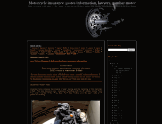 gambarmotor-3000.blogspot.com screenshot