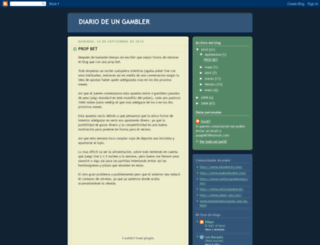 gamblerdegenerado.blogspot.com screenshot