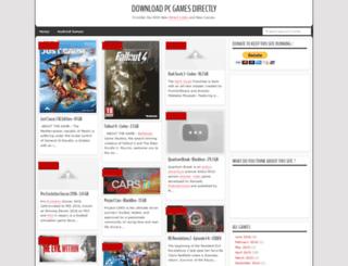 game-cen.blogspot.ca screenshot