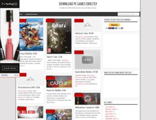 game-cen.blogspot.com screenshot
