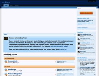 game-dog.com screenshot