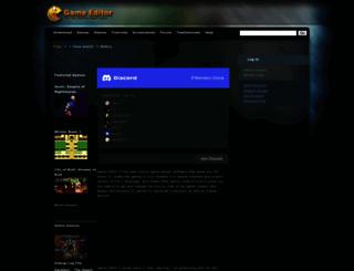 game-editor.com screenshot