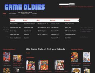 game-oldies.xyz screenshot