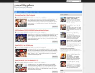 game-pc8.blogspot.co.id screenshot