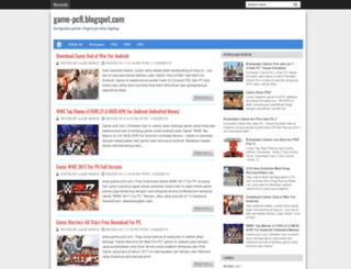 game-pc8.blogspot.com screenshot