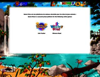 game-prize.com screenshot