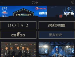 game.766.com screenshot