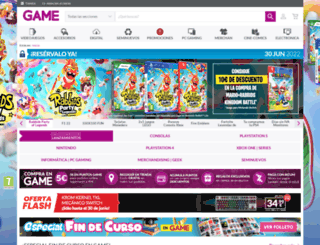 game.es screenshot