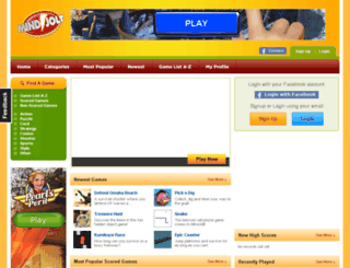 game.mindjolt.com screenshot