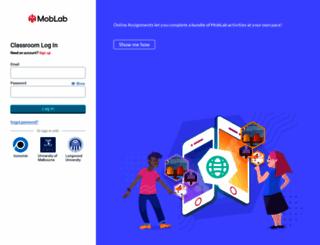 game.moblab.com screenshot