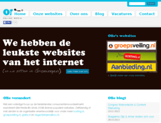game.oliemedia.nl screenshot
