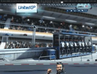 game.unitedgp.net screenshot
