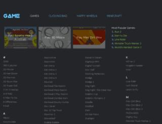 game.weebly.com screenshot