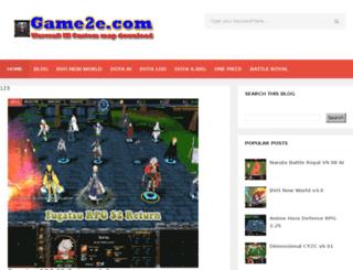 game2e.com screenshot