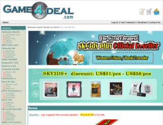game4deal.com screenshot
