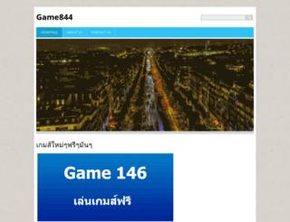 game844.webnode.com screenshot