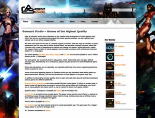 gameartstudio.de screenshot
