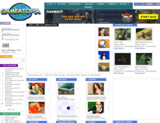 gameatopia.com screenshot
