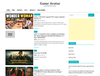gameavatar.co screenshot