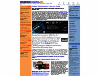 gameboy-advance.net screenshot