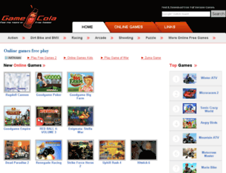 gamecola.com screenshot
