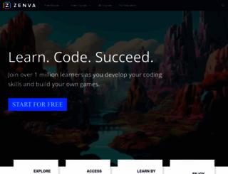 gamedevacademy.org screenshot