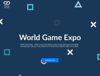 gameexpo.ae screenshot