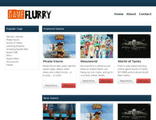 gameflurry.com screenshot