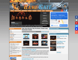 gamegate2k.com screenshot