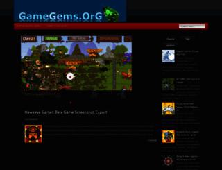 gamegems.org screenshot