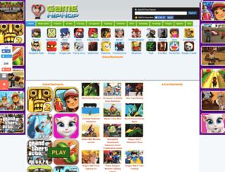 gamehiphop.com screenshot