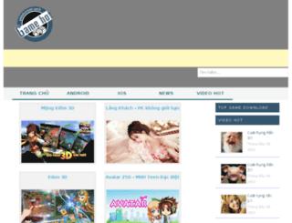 gamehotmobi.work screenshot