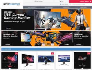 gamehypermart.com screenshot